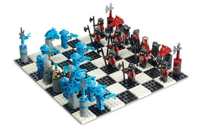 lego chess sets