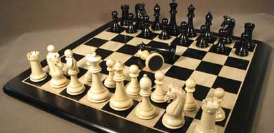 wooden cover chess sets