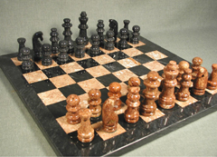 marble chess boards