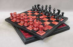 stylish chess set
