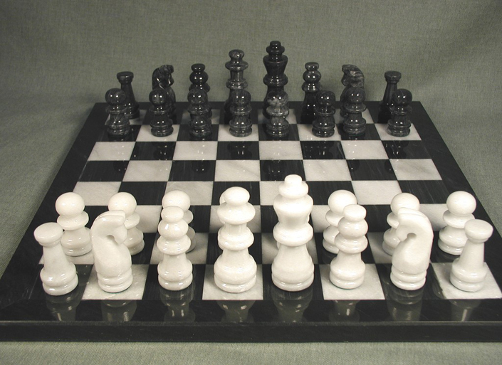 Marble Chess Sets Pieces