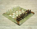 Stone Chess Boards