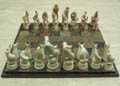 stone chess sets