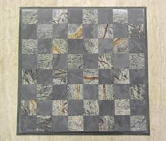 Marble Checkers Boards