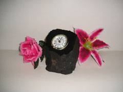 black onyx clocks