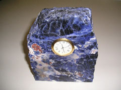 soladite mantel clocks