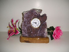 gemstone unique clocks