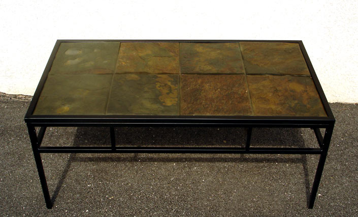 Custom Stone Coffee Tables