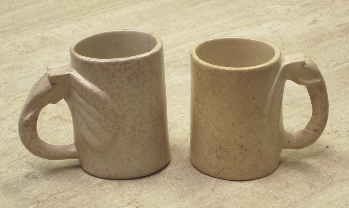Natural Stone Coffee Mugs