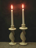decorative candle holders