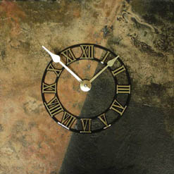 multi africa stone wall clocks