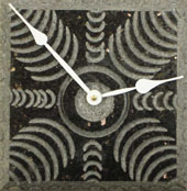 granite wall clocks