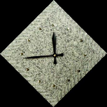 south west stone wall clocks