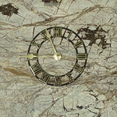 natural wall clocks